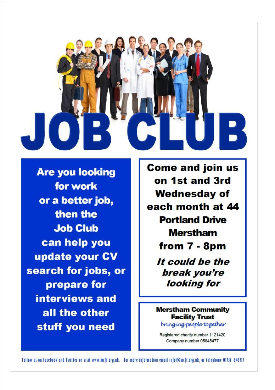 job club print balham job club job clubs career counseling in maryland